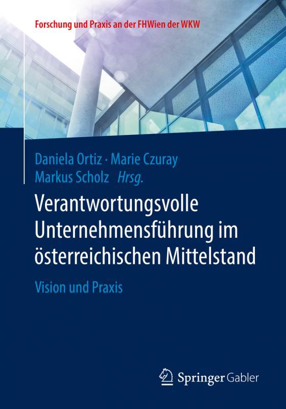 Cover-Bild Verantwortungsvolle Unternehmensführung im österreichischen Mittelstand