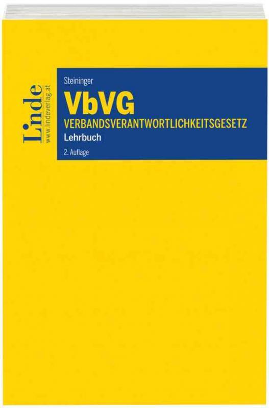 Cover-Bild Verbandsverantwortlichkeitsgesetz