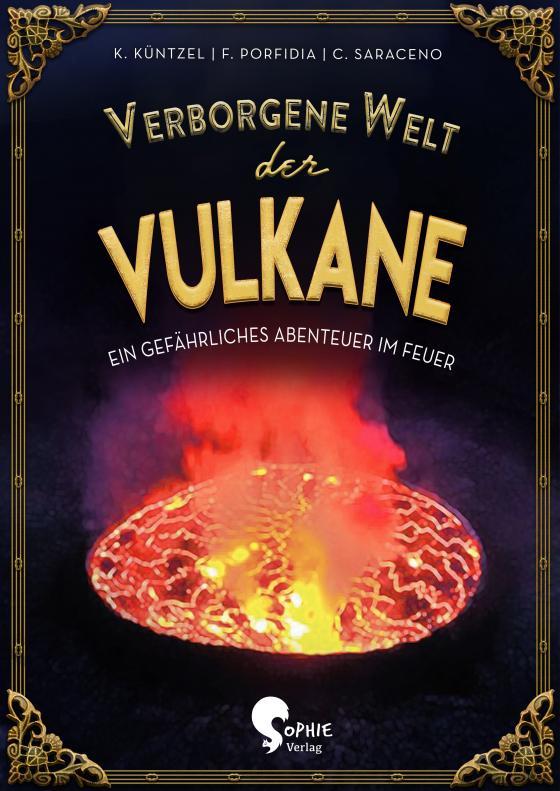 Cover-Bild Verborgene Welt der Vulkane