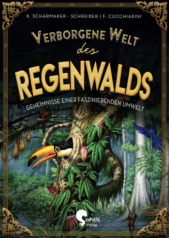 Cover-Bild Verborgene Welt des Regenwaldes