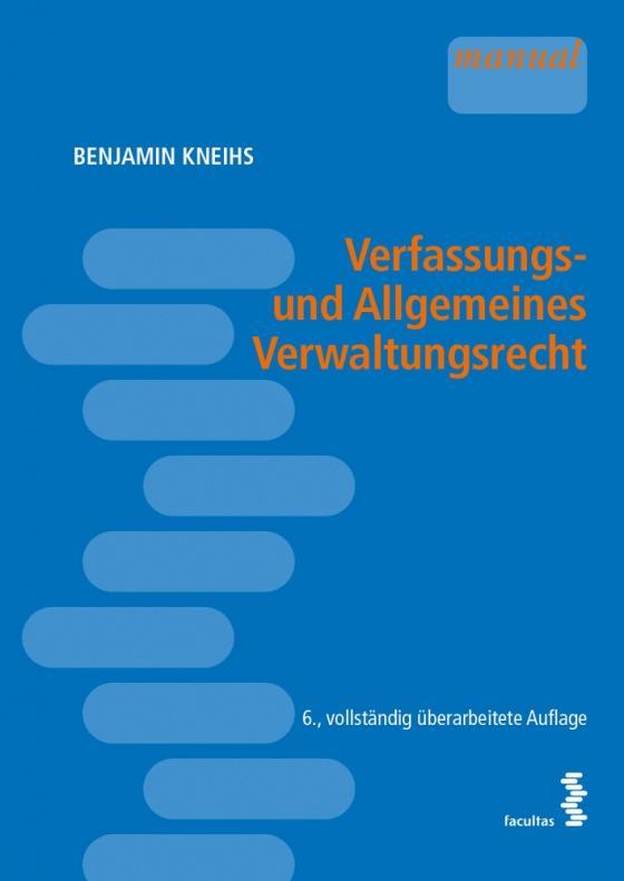 Cover-Bild Verfassungs- und Allgemeines Verwaltungsrecht