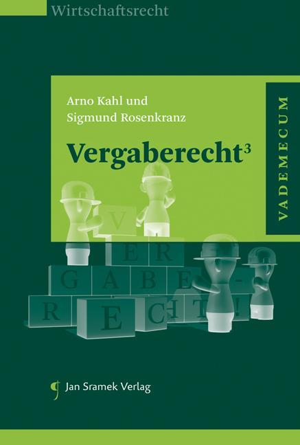 Cover-Bild Vergaberecht³