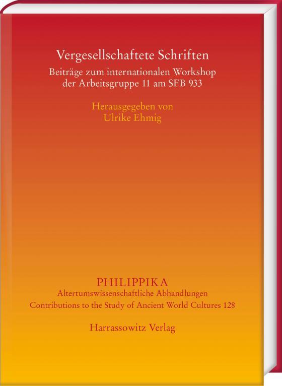 Cover-Bild Vergesellschaftete Schriften