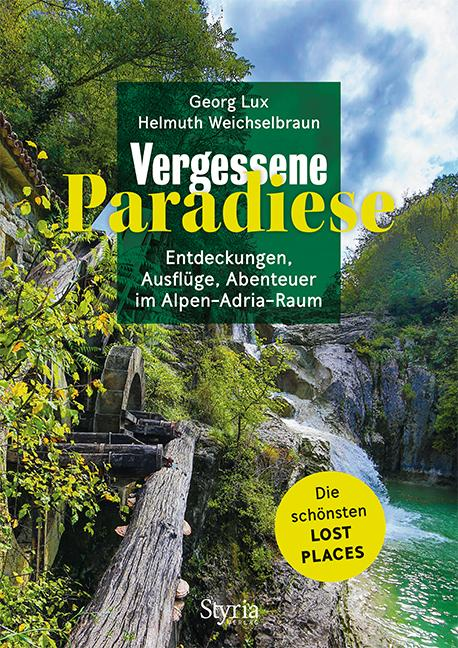 Cover-Bild Vergessene Paradiese