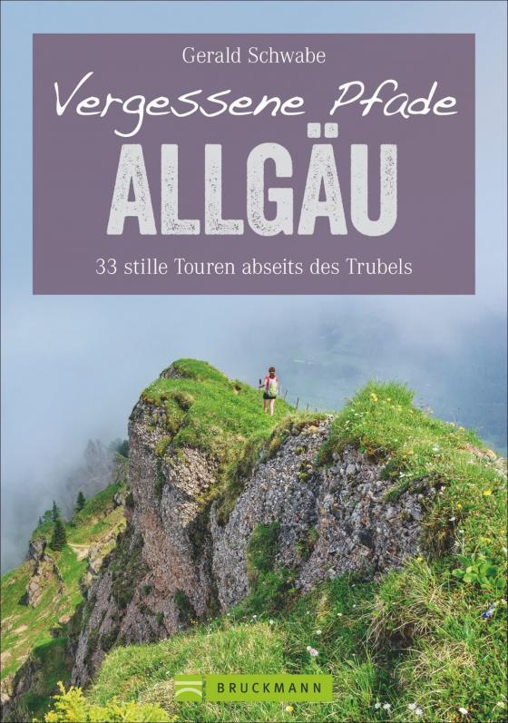 Cover-Bild Vergessene Pfade Allgäu