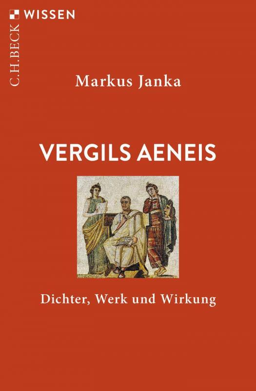 Cover-Bild Vergils Aeneis