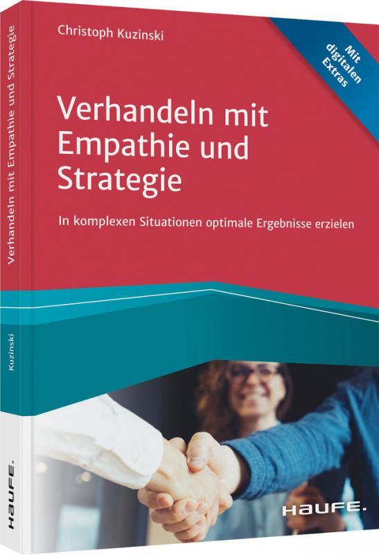Cover-Bild Verhandeln mit Empathie und Strategie