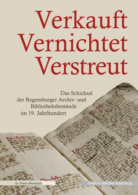 Cover-Bild Verkauft - Vernichtet - Verstreut