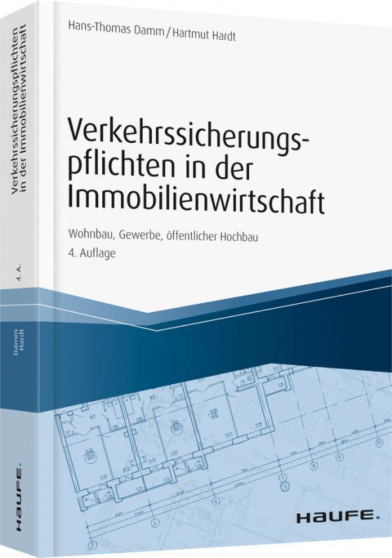 Cover-Bild Verkehrssicherungspflichten in der Immobilienwirtschaft