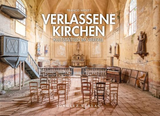 Cover-Bild Verlassene Kirchen
