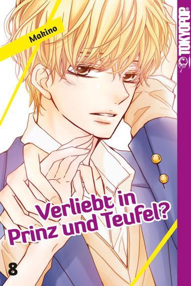 Cover-Bild Verliebt in Prinz und Teufel? 08