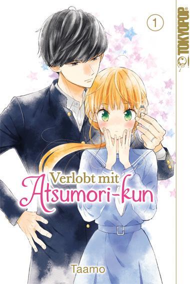 Cover-Bild Verlobt mit Atsumori-kun 01