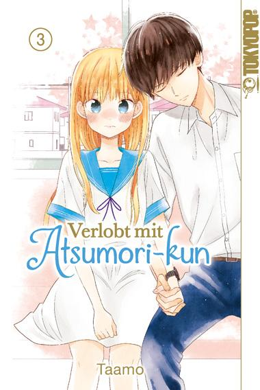 Cover-Bild Verlobt mit Atsumori-kun 03
