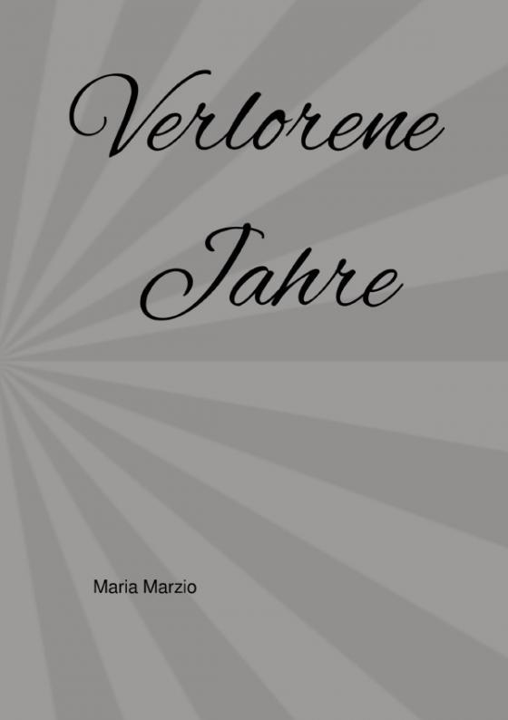Cover-Bild Verlorene Jahre