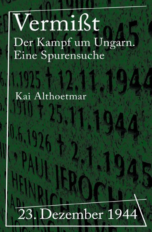 Cover-Bild Vermißt
