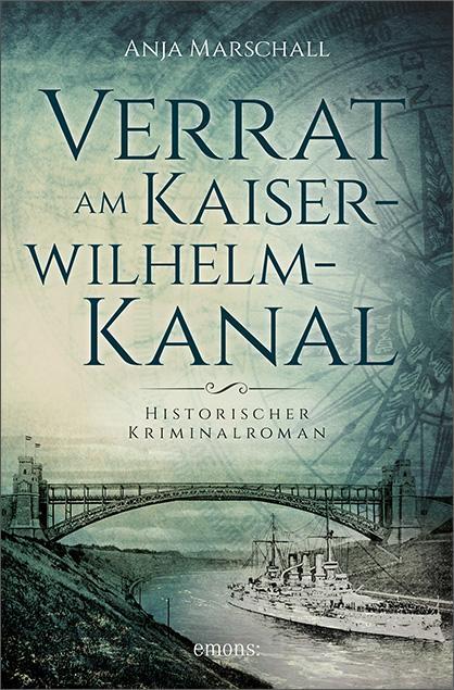Cover-Bild Verrat am Kaiser-Wilhelm-Kanal