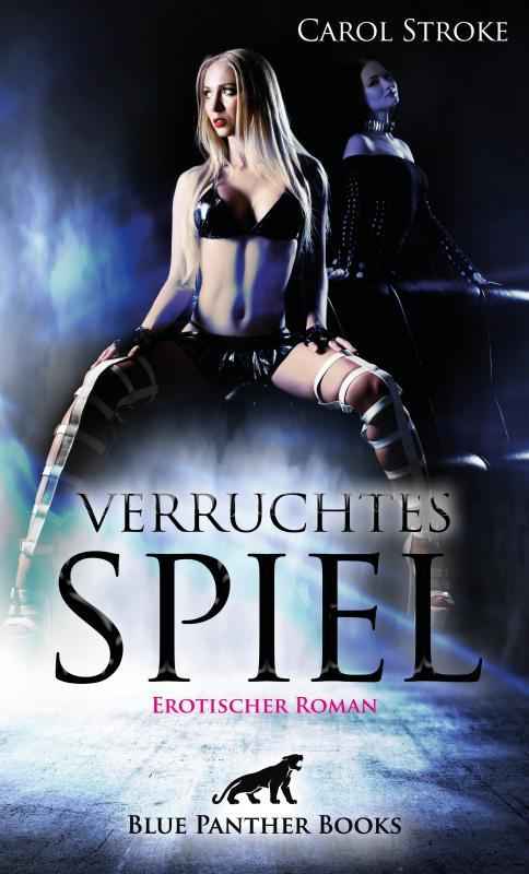 Cover-Bild Verruchtes Spiel   Erotischer Roman