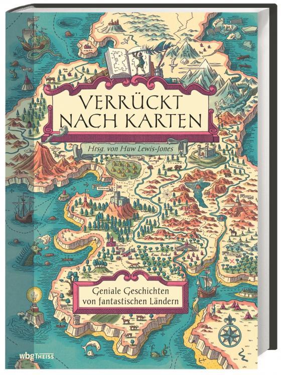 Cover-Bild Verrückt nach Karten