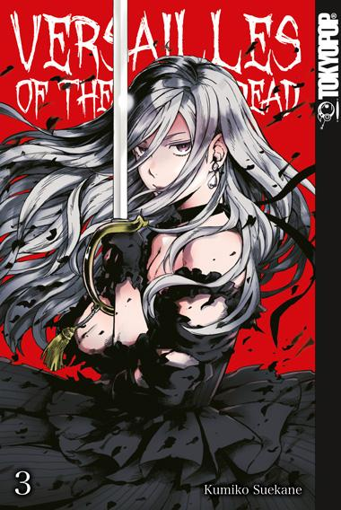 Cover-Bild Versailles of the Dead 03