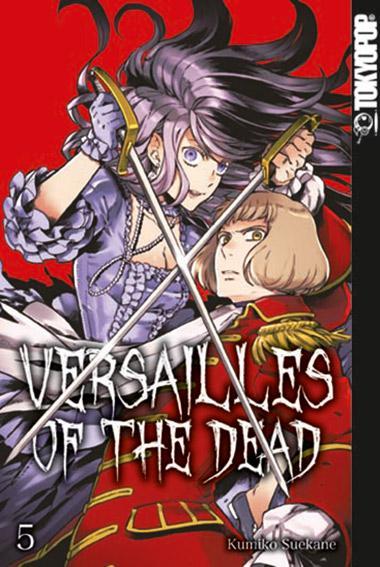 Cover-Bild Versailles of the Dead 05