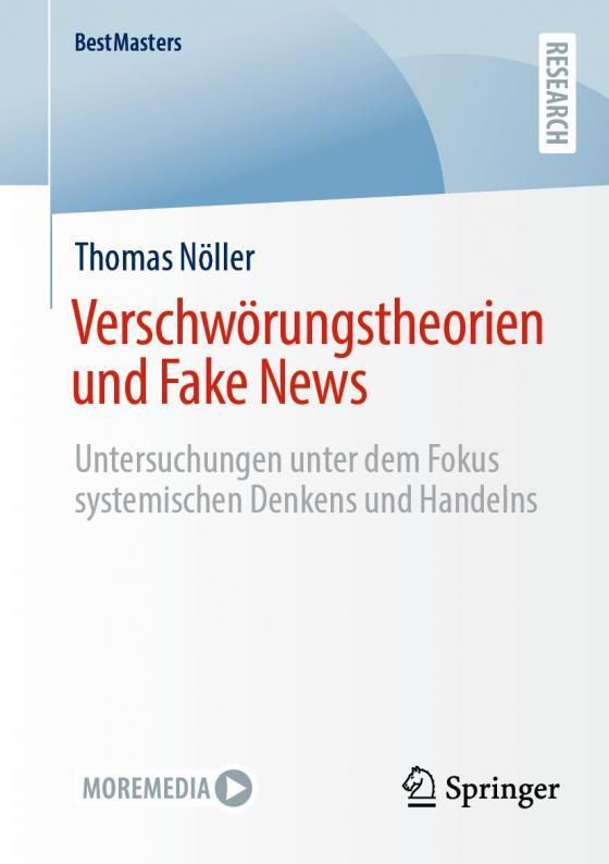 Cover-Bild Verschwörungstheorien und Fake News