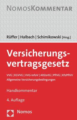 Cover-Bild Versicherungsvertragsgesetz