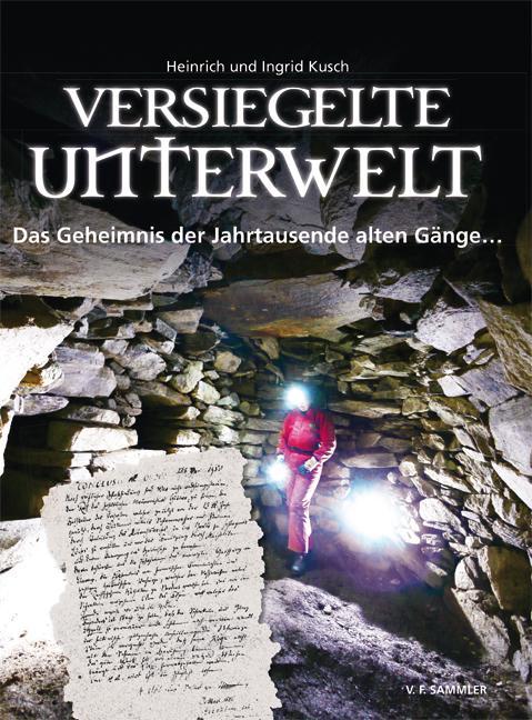 Cover-Bild Versiegelte Unterwelt