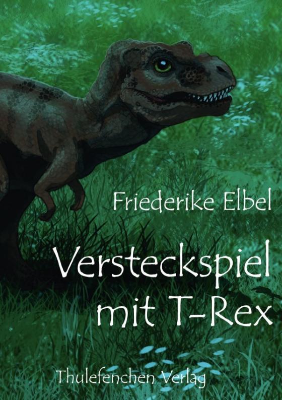 Cover-Bild Versteckspiel mit T-Rex