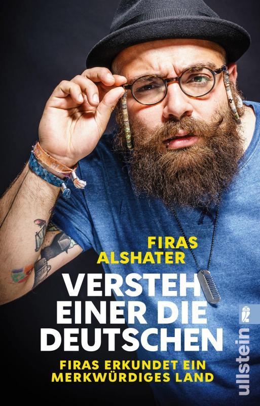 Cover-Bild Versteh einer die Deutschen!