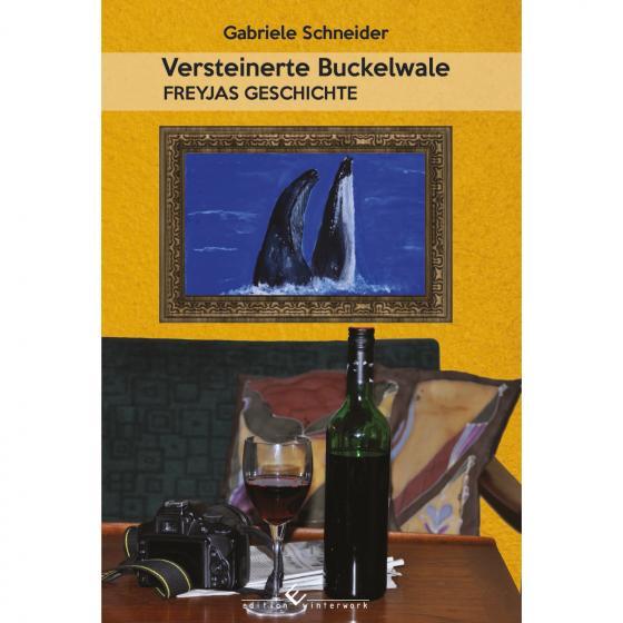 Cover-Bild Versteinerte Buckelwale