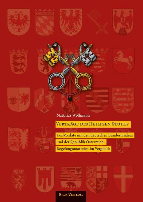 Cover-Bild Verträge des Heiligen Stuhls.