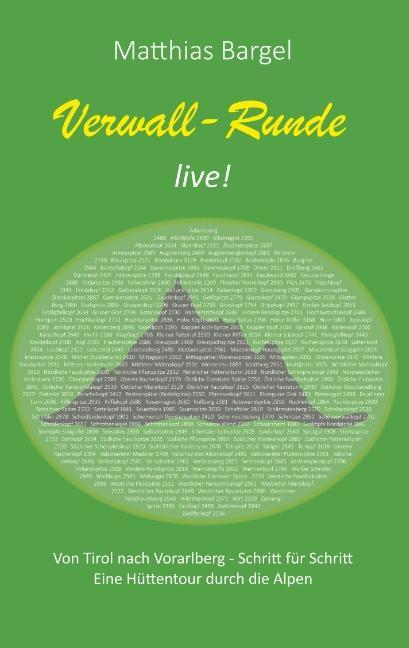Cover-Bild Verwall-Runde live!