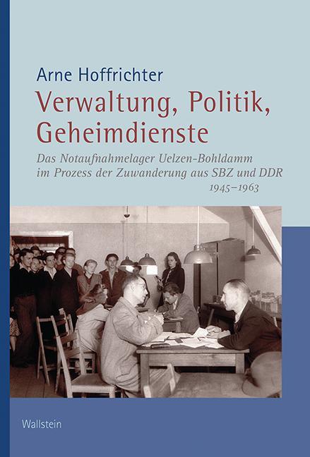Cover-Bild Verwaltung, Politik, Geheimdienste