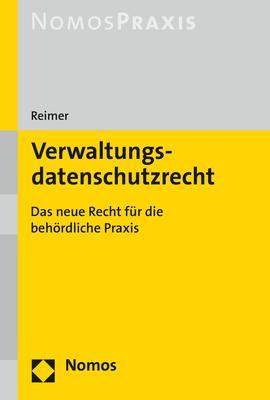 Cover-Bild Verwaltungsdatenschutzrecht
