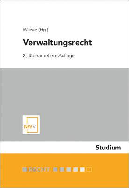 Cover-Bild Verwaltungsrecht