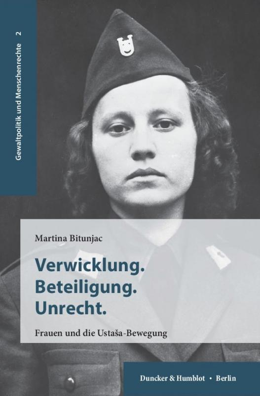 Cover-Bild Verwicklung. Beteiligung. Unrecht.