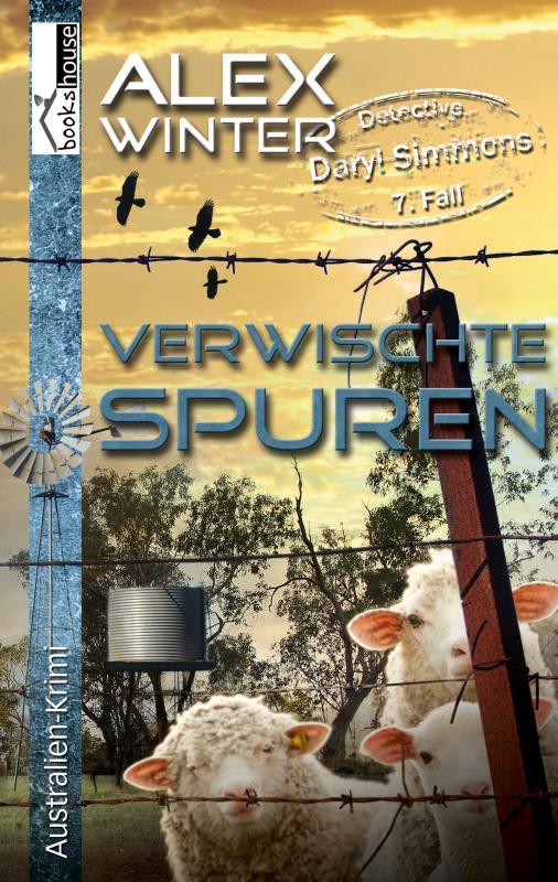 Cover-Bild Verwischte Spuren - Detective Daryl Simmons 7. Fall