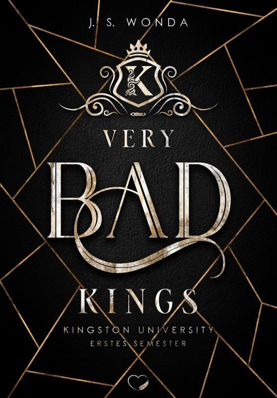 Cover-Bild Very Bad Kings
