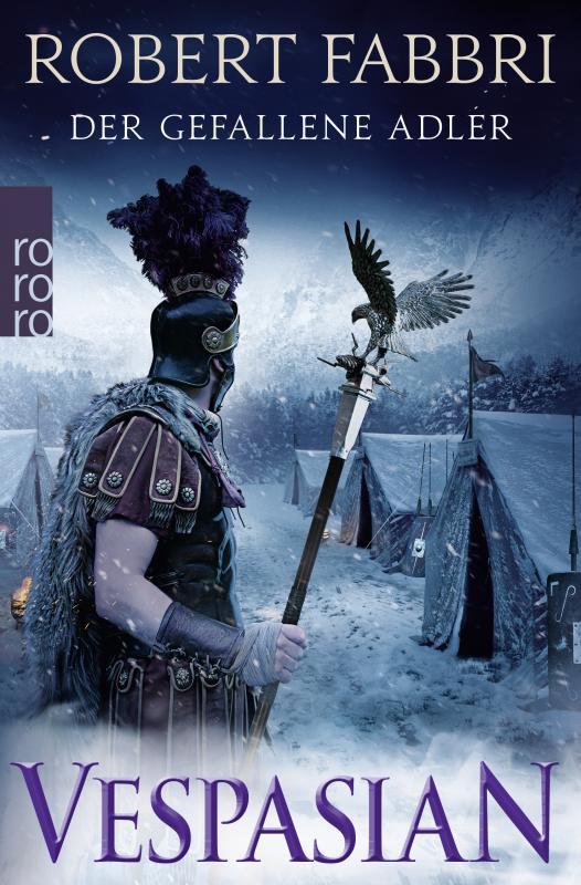 Cover-Bild Vespasian. Der gefallene Adler