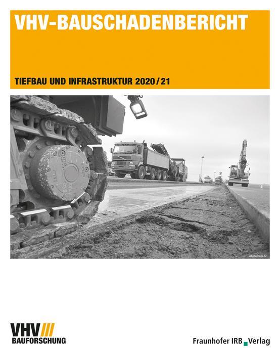 Cover-Bild VHV-Bauschadenbericht.