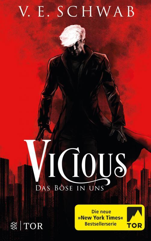 Cover-Bild Vicious - Das Böse in uns