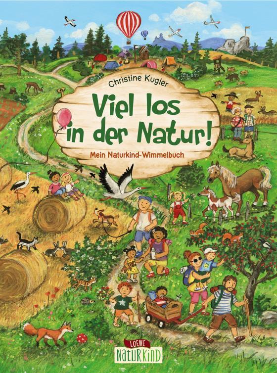 Cover-Bild Viel los in der Natur!
