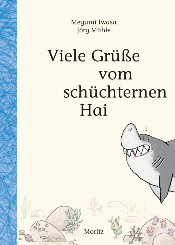 Cover-Bild Viele Grüße vom schüchternen Hai