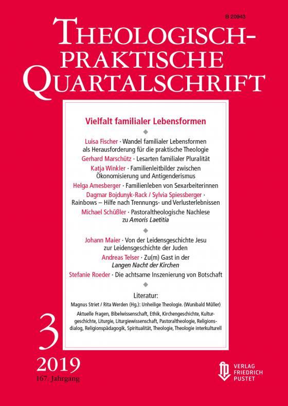 Cover-Bild Vielfalt familialer Lebensformen