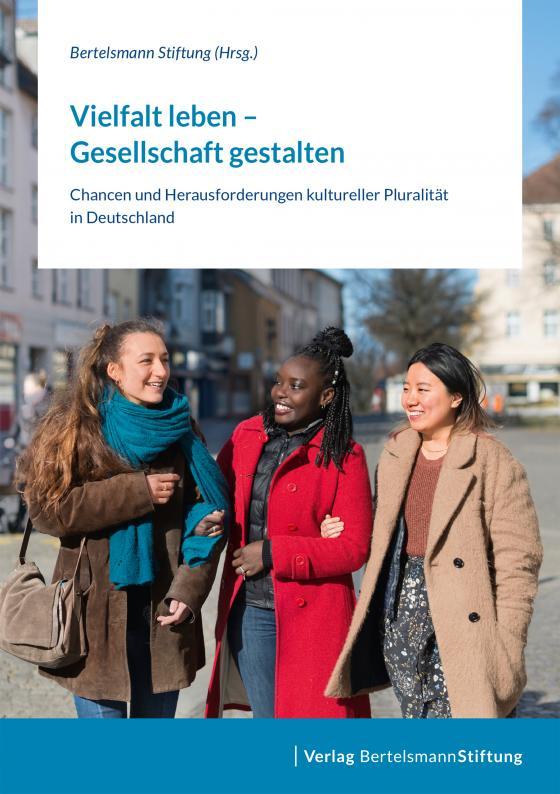 Cover-Bild Vielfalt leben – Gesellschaft gestalten