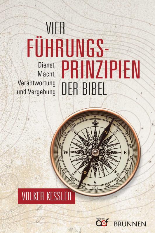 Cover-Bild Vier Führungsprinzipien der Bibel