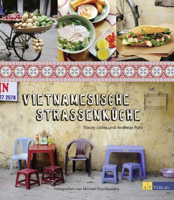 Cover-Bild Vietnamesische Strassenküche