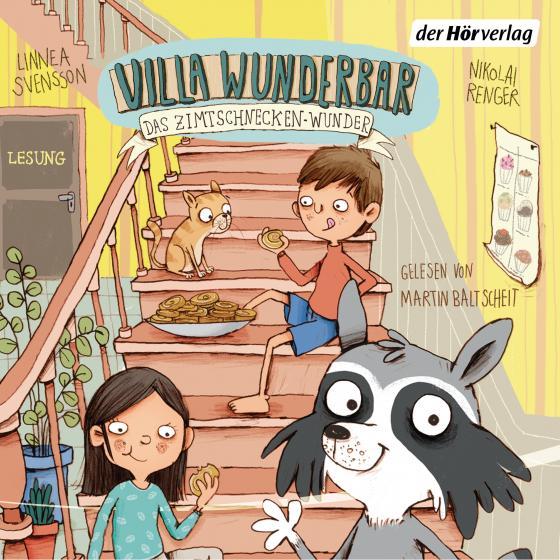 Cover-Bild Villa Wunderbar. Das Zimtschnecken-Wunder