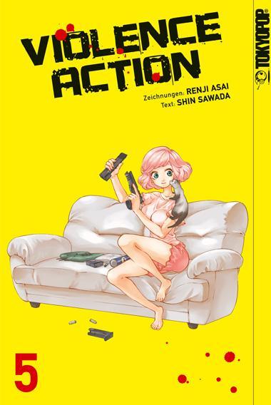 Cover-Bild Violence Action 05