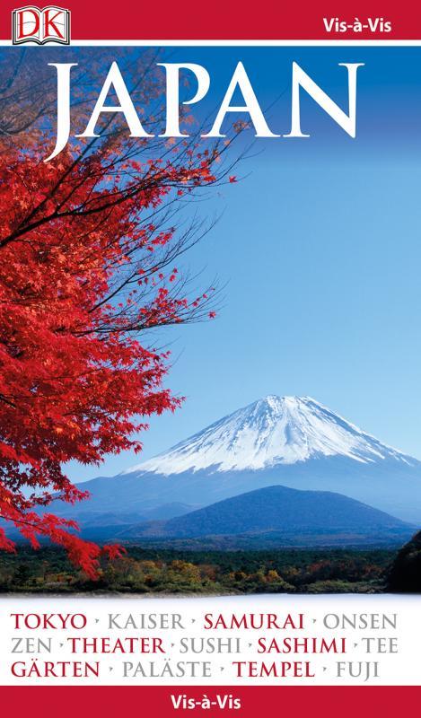 Cover-Bild Vis-à-Vis Reiseführer Japan